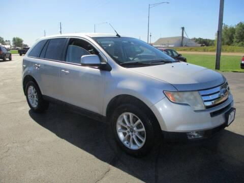 2009 Ford Edge for sale at KAISER AUTO SALES in Spencer WI