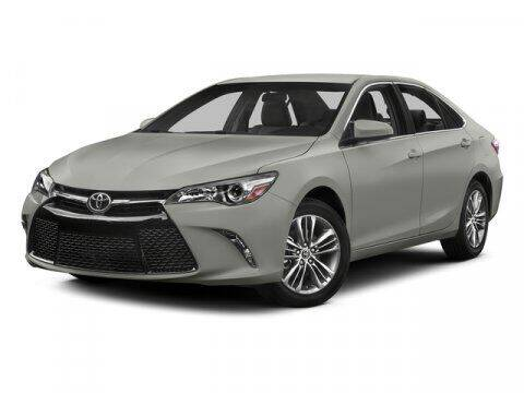 2015 Toyota Camry for sale at Stephen Wade Pre-Owned Supercenter in Saint George UT
