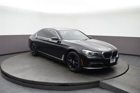2016 BMW 7 Series for sale at M & I Imports in Highland Park IL