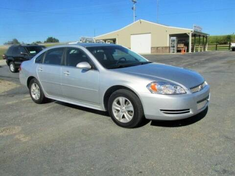2012 Chevrolet Impala for sale at 412 Motors in Friendship TN
