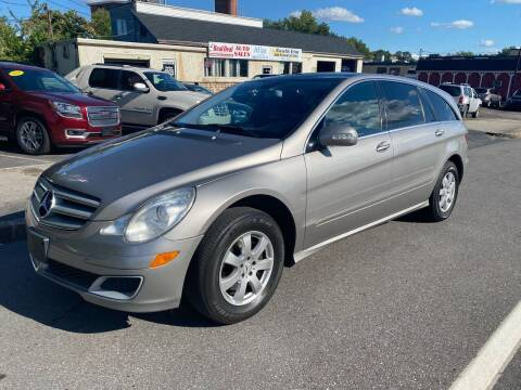 2007 Mercedes-Benz R-Class for sale at Real Deal Auto Sales in Manchester NH