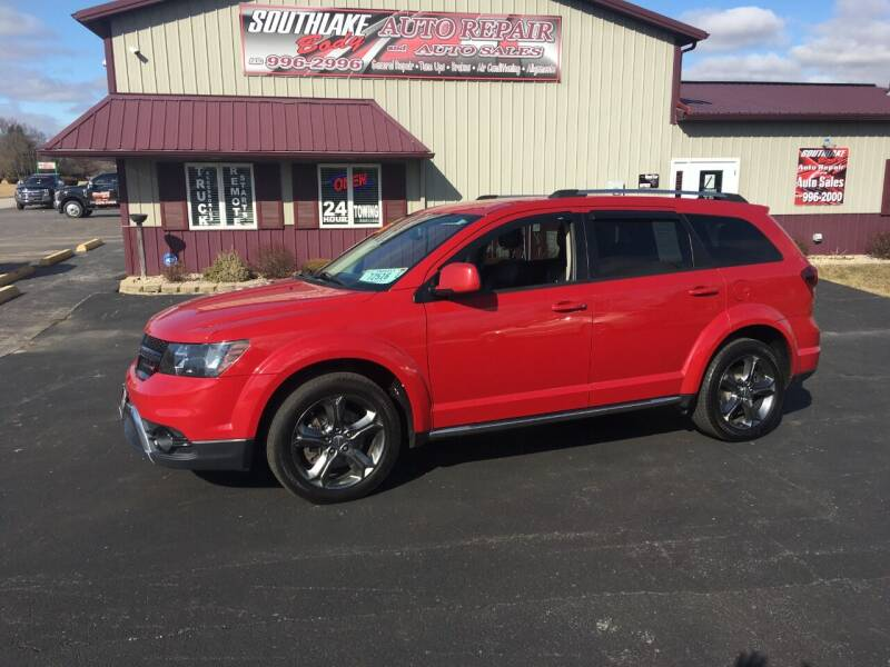 2014 Dodge Journey for sale at Southlake Body Auto Repair & Auto Sales in Hebron IN
