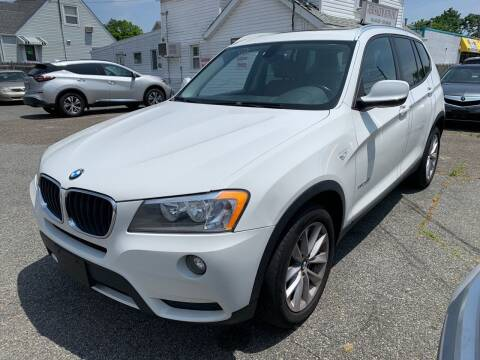 2013 BMW X3 for sale at Jerusalem Auto Inc in North Merrick NY