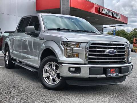 2016 Ford F-150 for sale at Gravity Autos Roswell in Roswell GA