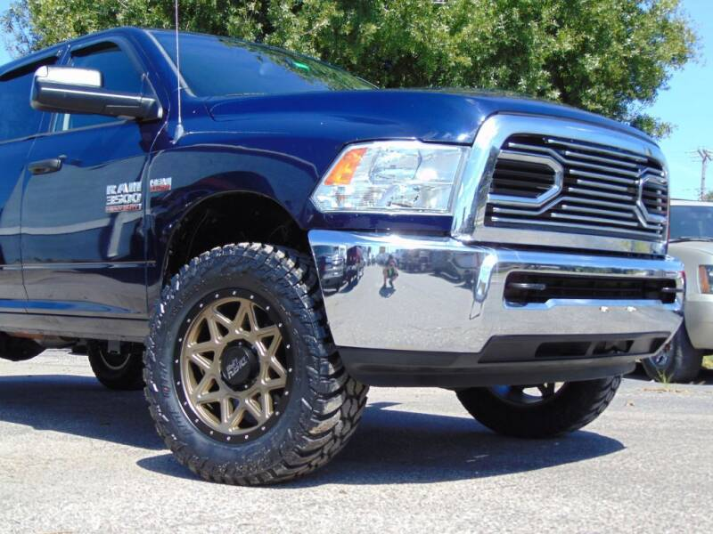 2014 RAM Ram Pickup 3500 for sale at Ratchet Motorsports in Gibsonton FL