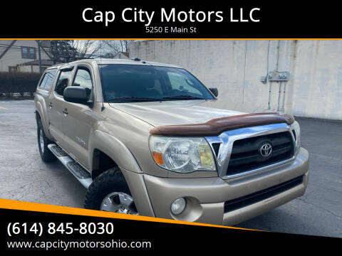 2006 Toyota Tacoma for sale at Cap City Motors LLC in Columbus OH
