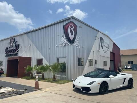 2013 Lamborghini Gallardo for sale at Barrett Auto Gallery in San Juan TX