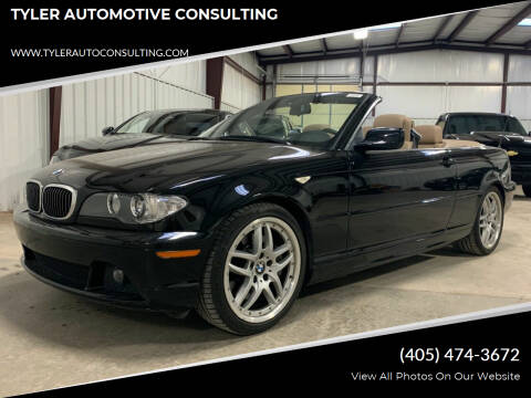 2006 BMW 3 Series for sale at TYLER AUTOMOTIVE CONSULTING in Yukon OK