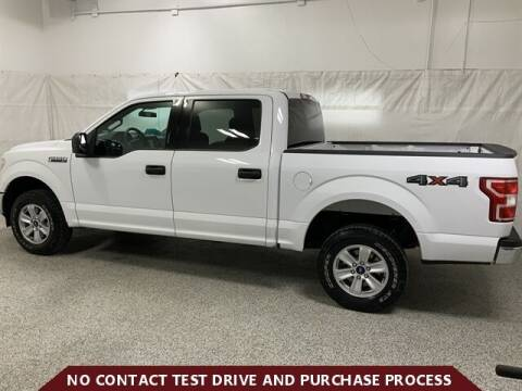 2019 Ford F-150 for sale at Brothers Auto Sales in Sioux Falls SD