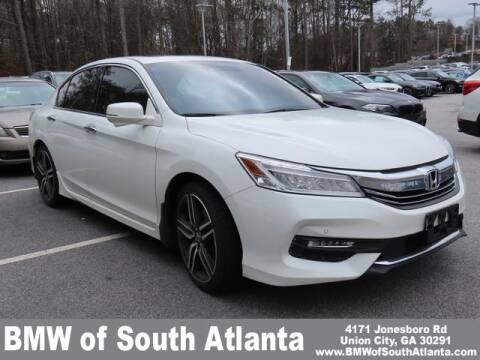 2017 Honda Accord for sale at Carol Benner @ BMW of South Atlanta in Union City GA