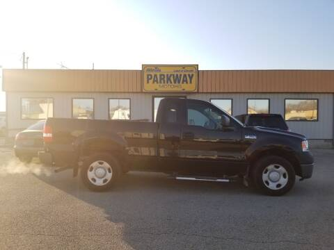 2006 Ford F-150 for sale at Parkway Motors in Springfield IL