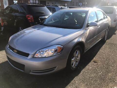 2007 Chevrolet Impala for sale at Turner's Inc - Main Avenue Lot in Weston WV