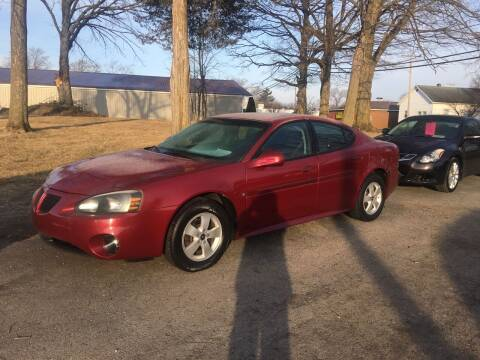 2006 Pontiac Grand Prix for sale at Antique Motors in Plymouth IN