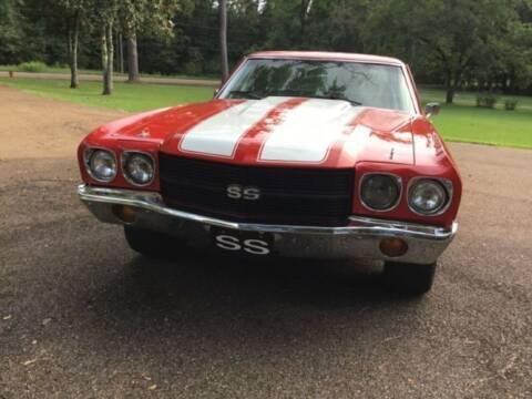 1970 Chevrolet El Camino for sale at Classic Car Deals in Cadillac MI