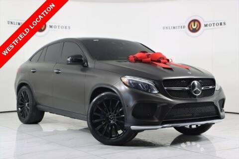 2018 Mercedes-Benz GLE for sale at INDY'S UNLIMITED MOTORS - UNLIMITED MOTORS in Westfield IN