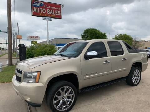 2007 Chevrolet Avalanche for sale at SP Enterprise Autos in Garland TX