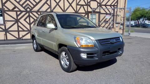 2007 Kia Sportage for sale at Used Car Showcase in Phoenix AZ