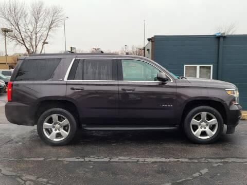 2015 Chevrolet Tahoe for sale at THE LOT in Sioux Falls SD