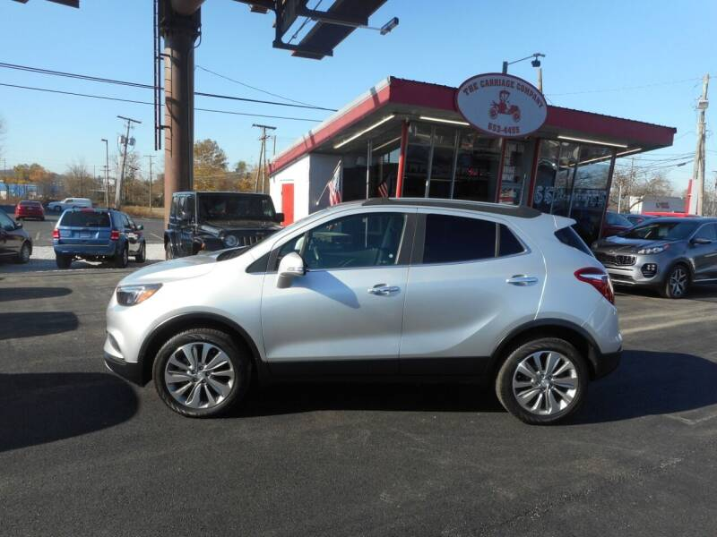 2017 Buick Encore for sale at The Carriage Company in Lancaster OH