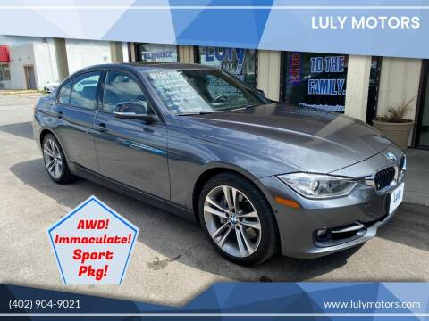 2013 BMW 3 Series for sale at Luly Motors in Lincoln NE
