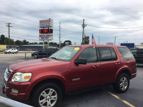 2008 Ford Explorer for sale at Deckers Auto Sales Inc in Fayetteville NC