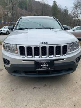 2012 Jeep Compass for sale at Day Family Auto Sales in Wooton KY