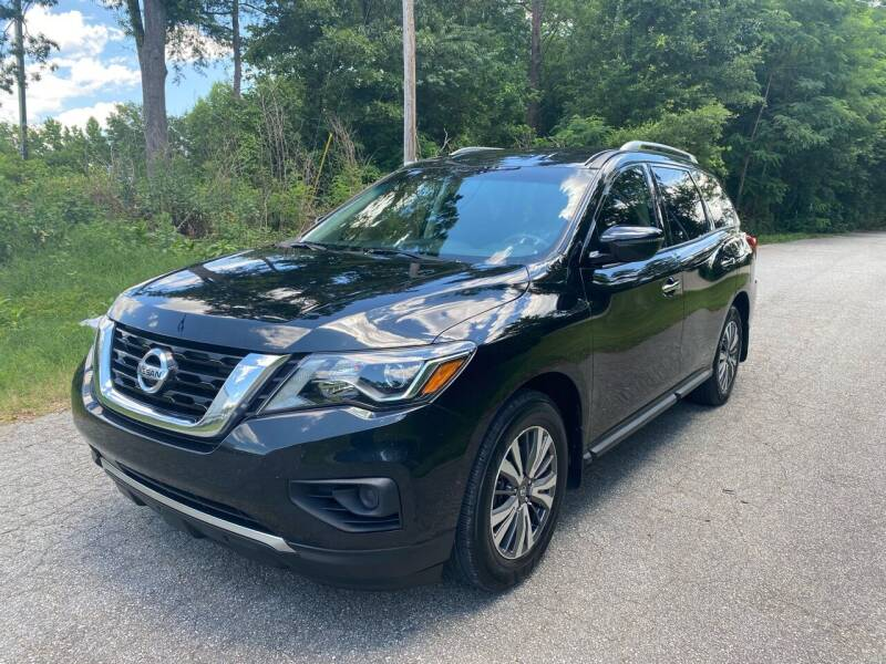 2017 Nissan Pathfinder for sale at Speed Auto Mall in Greensboro NC
