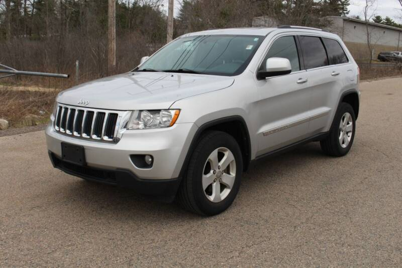2013 Jeep Grand Cherokee for sale at Imotobank in Walpole MA