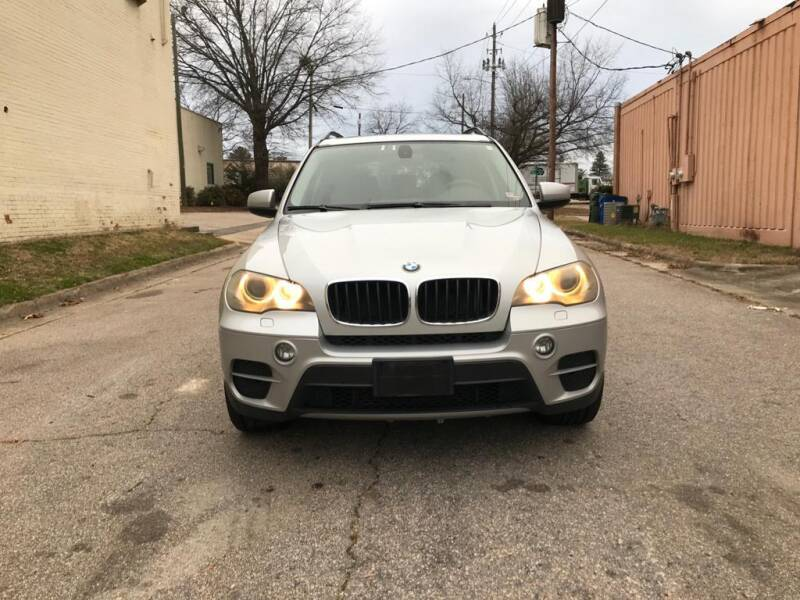 2011 BMW X5 for sale at Horizon Auto Sales in Raleigh NC
