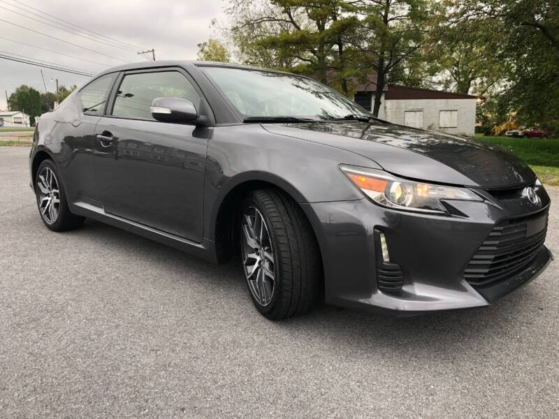 2014 Scion tC for sale at M4 Motorsports in Kutztown PA