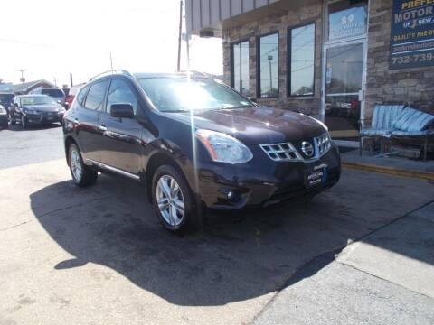 2013 Nissan Rogue for sale at Preferred Motor Cars of New Jersey in Keyport NJ