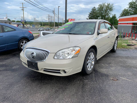2010 Buick Lucerne for sale at Credit Connection Auto Sales Dover in Dover PA