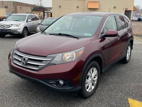 2013 Honda CR-V for sale at MAGIC AUTO SALES - Magic Auto Prestige in South Hackensack NJ