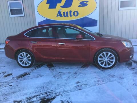 2014 Buick Verano for sale at TJ's Auto in Wisconsin Rapids WI