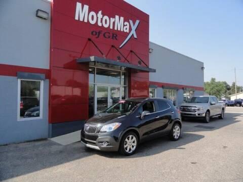 2016 Buick Encore for sale at MotorMax of GR in Grandville MI
