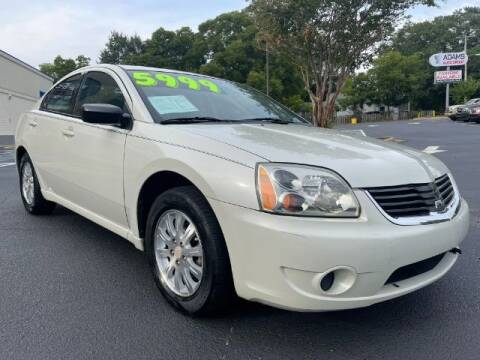 2008 Mitsubishi Galant for sale at Adams Auto Group Inc. in Charlotte NC