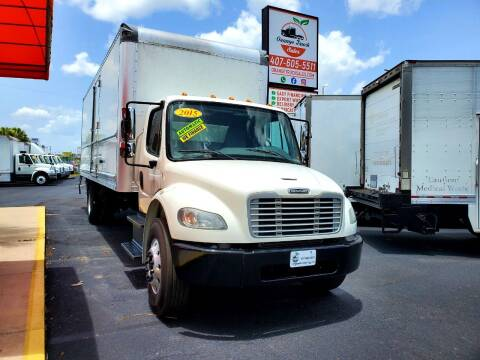 2015 Freightliner Business class M2 for sale at Orange Truck Sales in Orlando FL