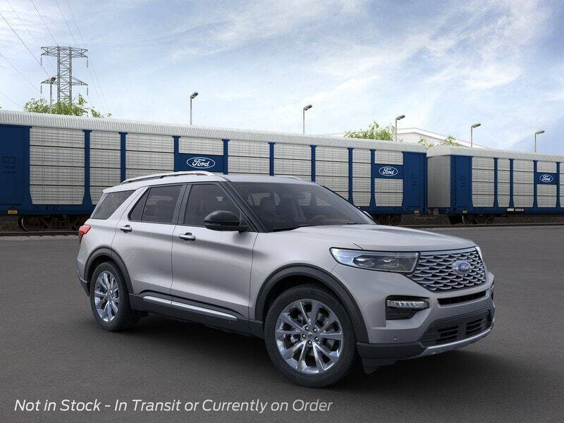 2021 Ford Explorer for sale in Jamestown, NY