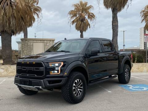 2019 Ford F-150 for sale at Motorcars Group Management - Bud Johnson Motor Co in San Antonio TX