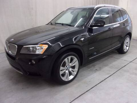 2013 BMW X3 for sale at Paquet Auto Sales in Madison OH