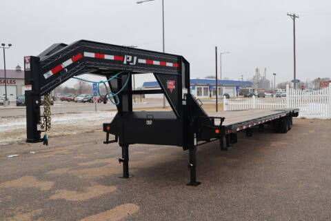 2020 P J Trailers LD402 for sale at Bockmann Auto Sales in St. Paul NE