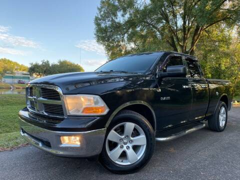 2010 Dodge Ram Pickup 1500 for sale at Powerhouse Automotive in Tampa FL