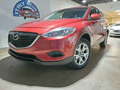2014 Mazda CX-9 for sale at Italy Blue Auto Sales llc in Miami FL