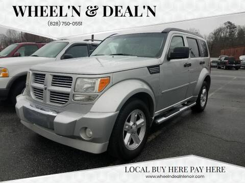 2010 Dodge Nitro for sale at Wheel'n & Deal'n in Lenoir NC