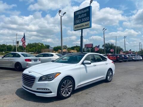 2016 Hyundai Genesis for sale at Michaels Autos in Orlando FL
