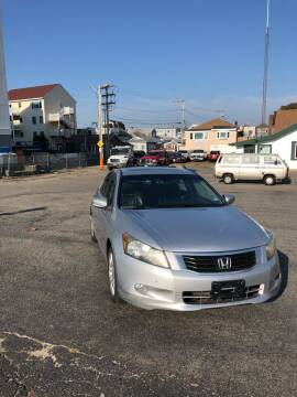 2009 Honda Accord for sale at Dave's Garage Inc in Hampton Beach NH