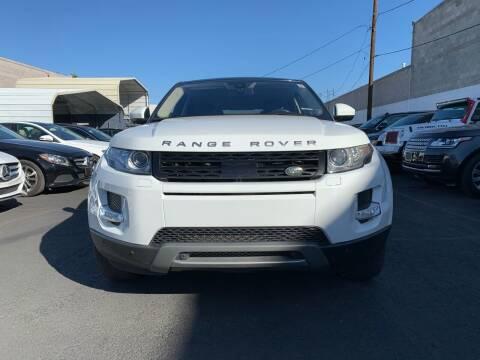 2015 Land Rover Range Rover Evoque for sale at Auto Center Of Las Vegas in Las Vegas NV