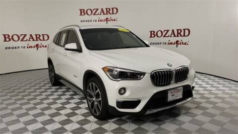 2017 BMW X1 for sale at BOZARD FORD in Saint Augustine FL