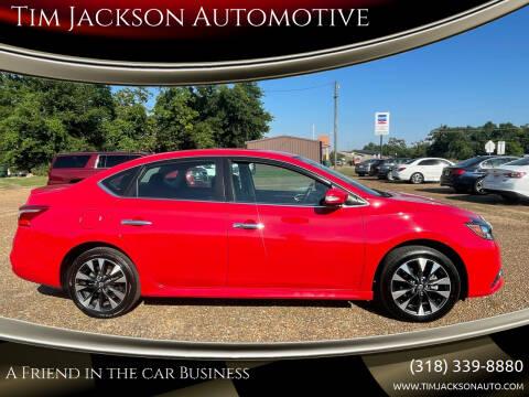2019 Nissan Sentra for sale at Tim Jackson Automotive in Jonesville LA
