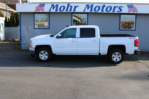 2017 Chevrolet Silverado 1500 for sale at Mohr Motors in Salem OR